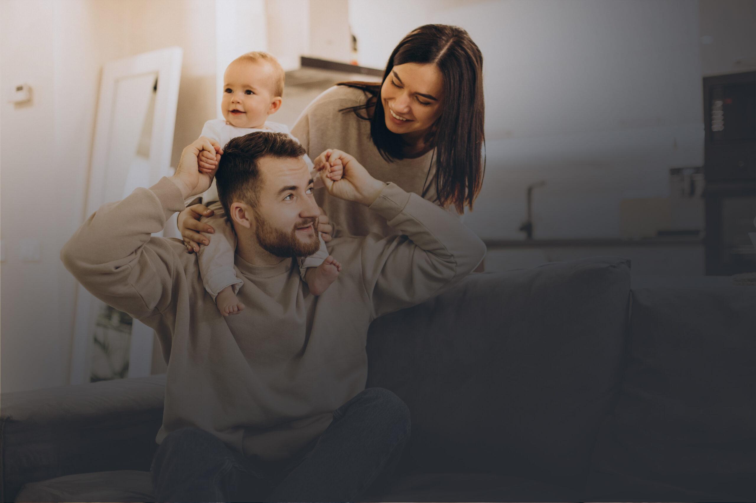 Bonus bebè e congedo di paternità